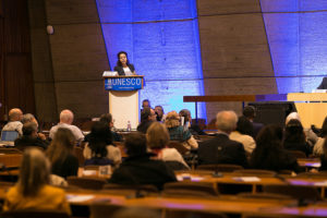 Les images de l'inauguration de la Chaire UNESCO «EducationS & Santé»