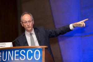 Les conférences données lors de l'inauguration de la chaire UNESCO «EducationS & Santé»