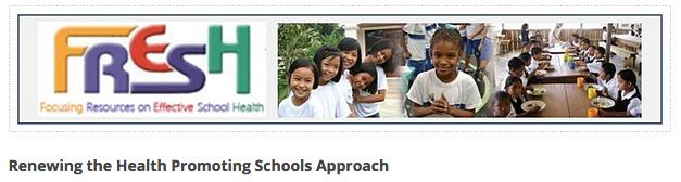 Webinar «Renewing the Health Promoting Schools Approach»