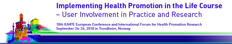 10ème conférence européenne de l'UIPES : la promotion de la santé tout au long de la vie