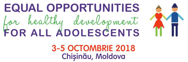 21ème congrès européen de l'association internationale de Santé de l'Adolescent ( IAAH) à Chisinau