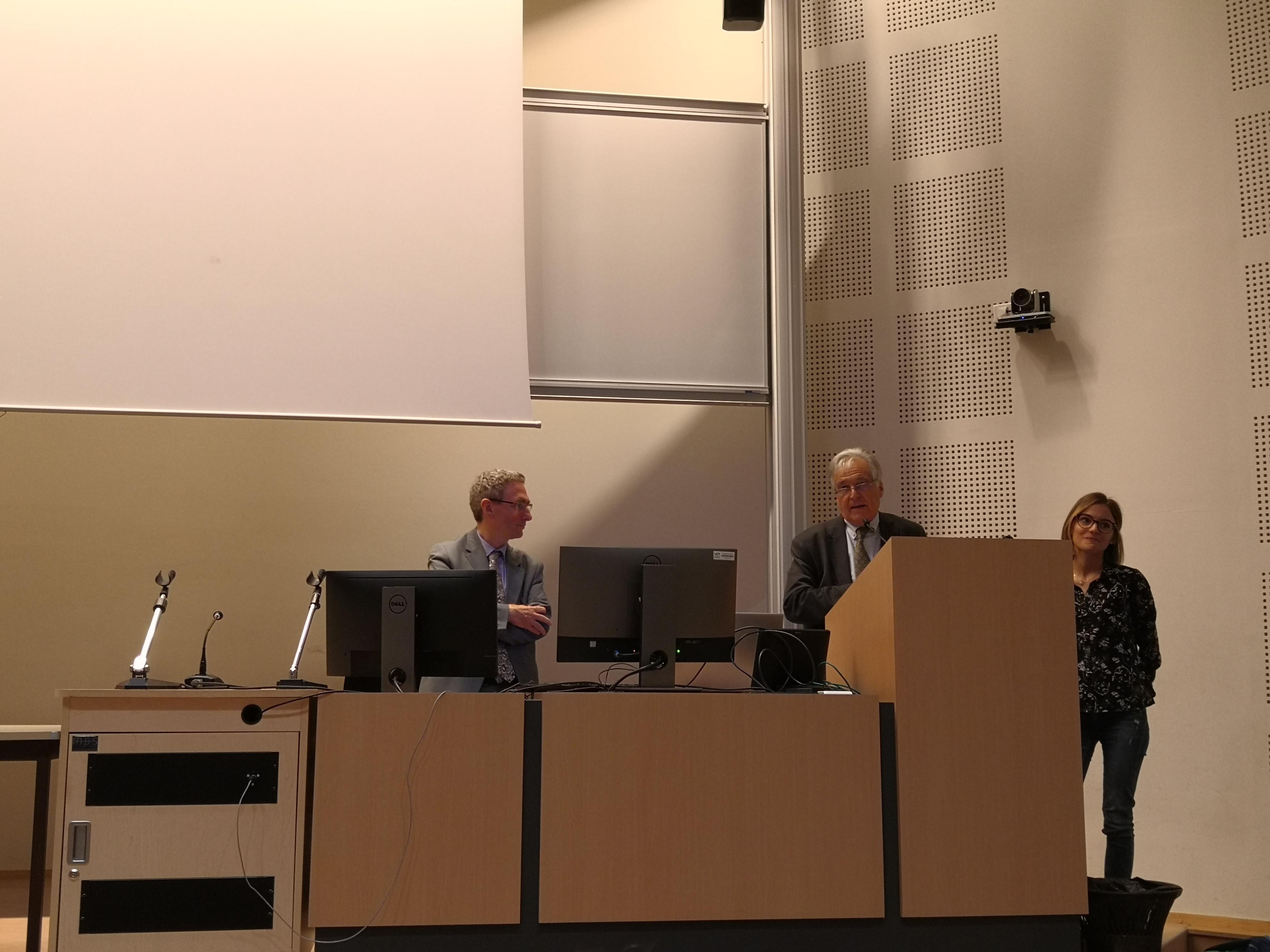 Production et partage de connaissances: rencontre université-territoire à Moulins