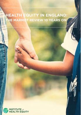 Dix ans après le rapport Marmot, où en sont les inégalités?