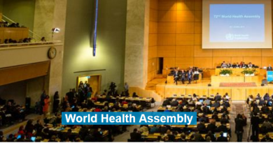 SAVE THE DATE Side event at the World Health Assembly in Geneva – 19 May 2020
