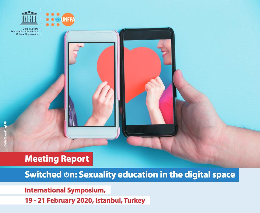Éducation à la sexualité dans les espaces numériques – Publications récentes de l'UNESCO