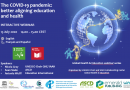 """Videos and resources webinar """"The COVID-19 pandemic: better aligning education and health"""" now available!"""