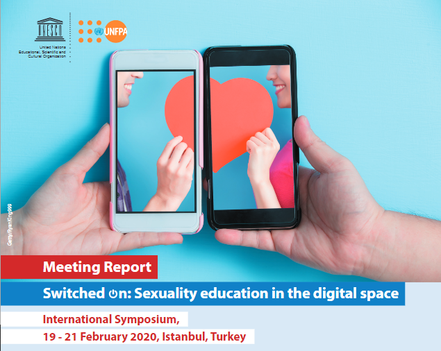 Sexuality education in the digital space and Health & Wellbeing for young people in times of COVID-19 – UNESCO publications