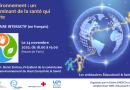 Webinaire « L'environnement : un déterminant de la santé qui compte » – 24 novembre 2020, 18.00 – 19.00 avec le Pr Denis Zmirou-Navier