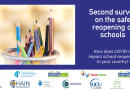Participate in the second survey on the safe reopening of schools