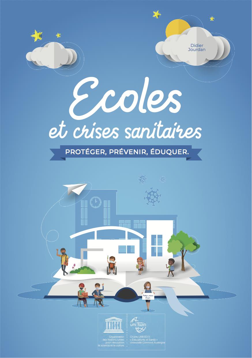 Publication : ouvrage «Écoles et crises sanitaires»