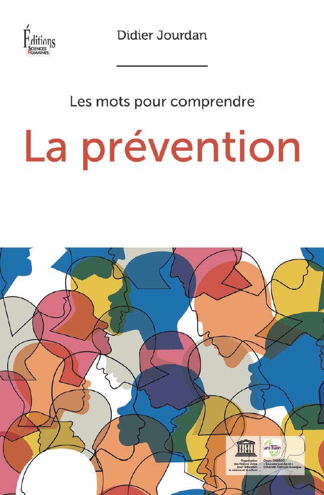 Publication – Les mots pour comprendre la prévention
