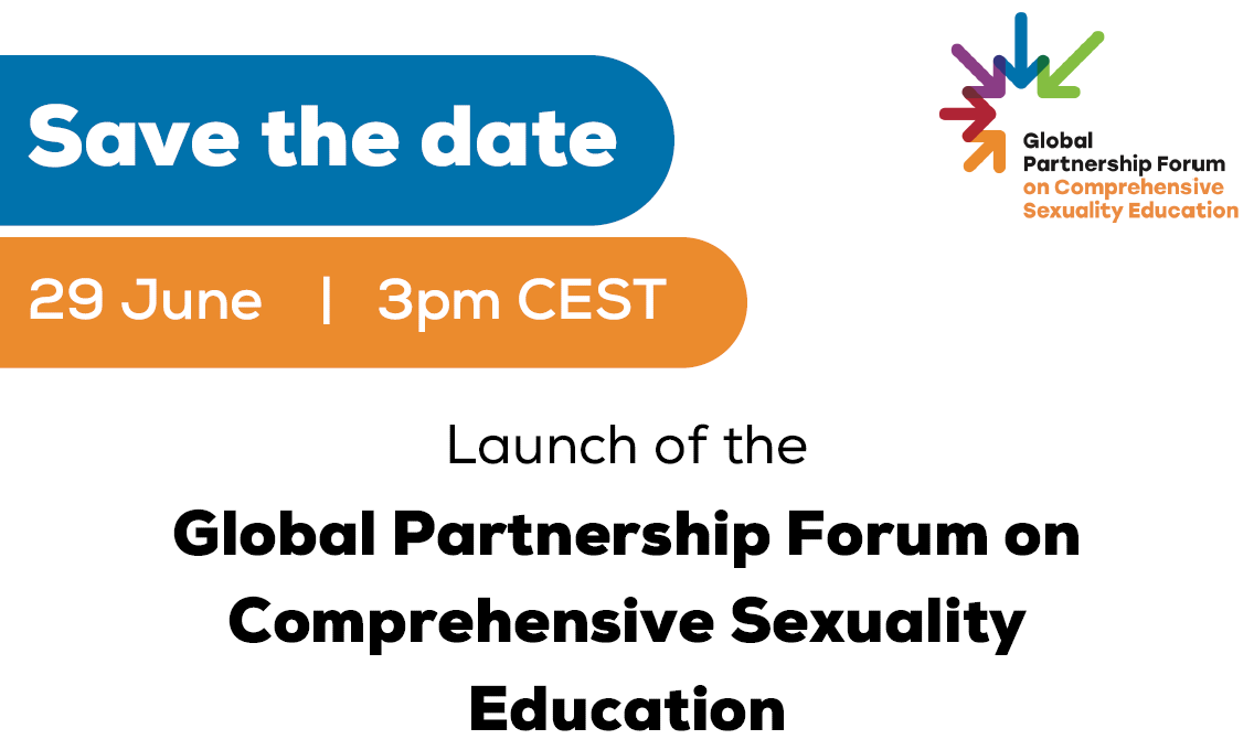 Launch of the Global Partnership Forum on Comprehensive Sexuality Education
